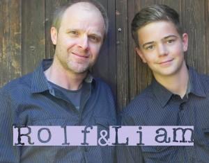 Rolf und Liam 1_